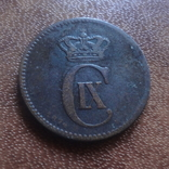 2  эре 1874 Дания    (М.5.12)~, фото №2