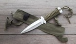 Нож метательный BEKIEO хаки