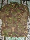 Камуфлированная парка (куртка) DPM армии Нидерландов. Две подстёжки - зимняя+Gore-Tex. №12 photo 2