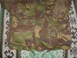 Камуфлированная парка (куртка) DPM армии Нидерландов. Две подстёжки - зимняя+Gore-Tex. №12 photo 4