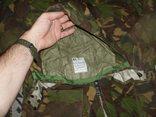 Камуфлированная парка (куртка) DPM армии Нидерландов. Две подстёжки - зимняя+Gore-Tex. №12 photo 6