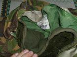 Камуфлированная парка (куртка) DPM армии Нидерландов. Две подстёжки - зимняя+Gore-Tex. №12 photo 7