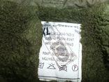 Камуфлированная парка (куртка) DPM армии Нидерландов. Две подстёжки - зимняя+Gore-Tex. №12 photo 10