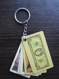 Брелок доллары Ню и не только... для взрослых 5листов, фото №2