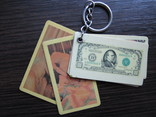 Брелок доллары Ню и не только... для взрослых 5листов, фото №4