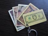 Брелок доллары Ню и не только... для взрослых 5листов, фото №5