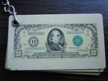 Брелок доллары Ню и не только... для взрослых 5листов, фото №7