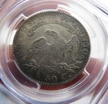 50 центов 1821 год США photo 2