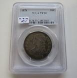 50 центов 1821 год США photo 3