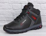 Новые стильные мужские зимние ботинки 45р. photo 1