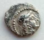 Обол Cilicia Tarsos 4 век до н.э. (25_94) фото 2