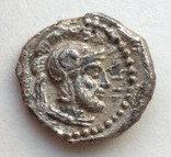 Обол Cilicia Tarsos 4 век до н.э. (25_94) фото 6
