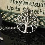 №45. Древо Жизни посеребряное ожерелье, игра престолов