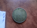 1 крона 1953  Швеция серебро   (М.7.9)~, фото №4