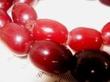Бусы бакелит, бакелитовые, 116 гр. photo 3