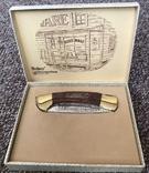 Складной нож Boker. SOLINGEN Германия. Hardware Industry 1979. photo 2
