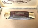 Складной нож Boker. SOLINGEN Германия. Hardware Industry 1979. photo 1