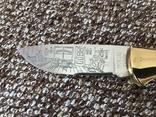 Складной нож Boker. SOLINGEN Германия. Hardware Industry 1979. photo 5