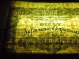 Кредитный билет Державной Скарбници на 200 гривень 1918 года. photo 10