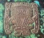 Шкатулка в этническом стиле, Мексика, 1950е., фото №5