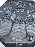 "Надежда Пономаренко, Графика , "" Exl.Казаковой Наталии"",1978р photo 7"