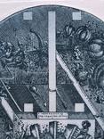 "Александр Аксинин, графика ""Exl для Генриэтты Левицкой и Владимира Буглака"" 1977г. photo 7"