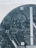 "Александр Аксинин, графика ""Exl для Генриэтты Левицкой и Владимира Буглака"" 1977г. photo 10"