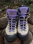 Трекінгові черевики Salewa ms rapace gtx grey/yellow photo 2