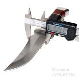 Нож для охоты и туризма Волк А0011 photo 6