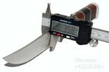 Нож для охоты и туризма Волк А0011 photo 7