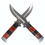 Нож для охоты и туризма Волк А0011 photo 12