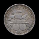 50 Центов 1892 Колумб, США
