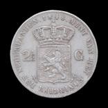 2,5 Гульдена 1848 Виллем ІІ, Нидерланды