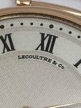 Lecoultre. Артель. Золото18к. photo 8