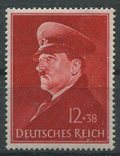 1941 Рейх полная серия MNH ** 52 года Гитлеру photo 1