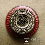 """""""глазок"""" фуражечной кокарды NSDAP photo 1"""