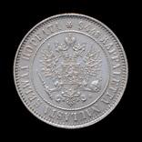 1 Марка 1915, Финляндия UNC