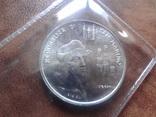 500 лир Сан Марино 1983 запайка  серебро, фото №4