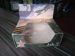 Коробка к модели як - 3 СССР 1 : 72, фото №2