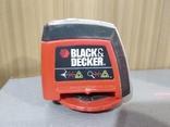 Лазерный уровень Black Decker BDL120 photo 1