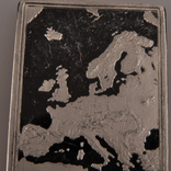 Плакетка серебро 925 Италия., фото №4