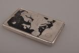Плакетка серебро 925 Италия., фото №5