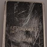 Плакетка серебро 925 Италия., фото №9