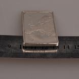Плакетка серебро 925 Италия., фото №12