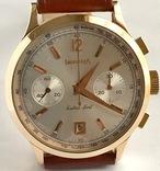 Часы хронограф EBERHARD & Co Extra-fort , золото 750 проба photo 1