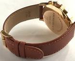 Часы хронограф EBERHARD & Co Extra-fort , золото 750 проба photo 4