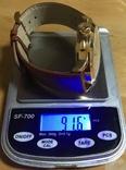 Часы хронограф EBERHARD & Co Extra-fort , золото 750 проба photo 5