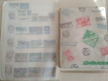 Почтовые марки ( 350шт.+)