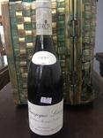 Вино Bourgogne Leroy 1990 Франция G10