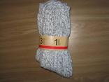 "Теплые носки , 3 пары""Piarini"", р.39-42, Германия. photo 1"
